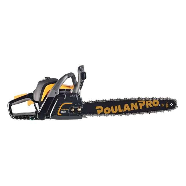 "PL-967061503-BRC-RB-U-A Poulan Pro 20"" Bar 50cc 2 Cycle Gas Chainsaw (Certified Refurbished) (Open Box) 4"