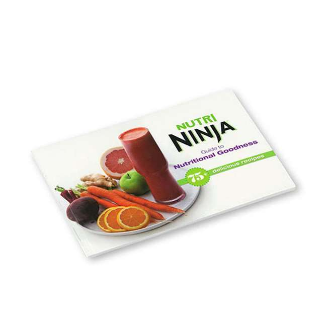 BL770_EGB-RB + CB450 Ninja Mega Kitchen System w/ Recipe Book (Certified Refurbished)  5