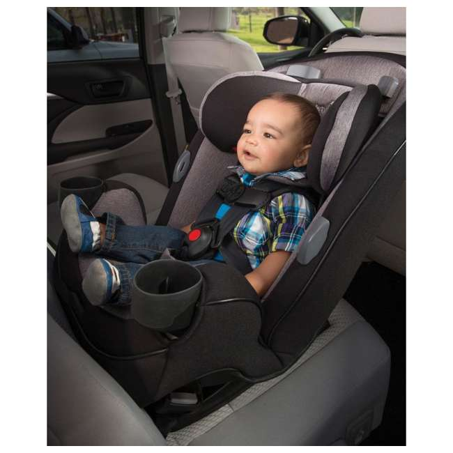 CC138DDO Safety 1st Grow and Go 3-in-1 Convertible Car Seat, Pink Lindy 6