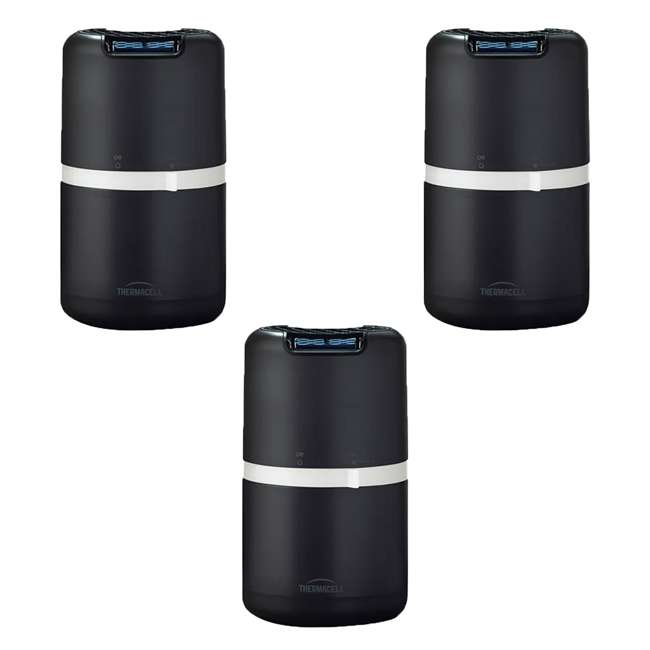 3 x MRD203 Thermacell Halo Outdoor Patio Shield Mosquito Repeller (3 Pack)