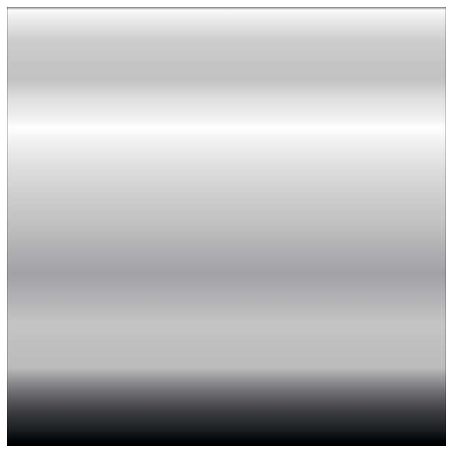 3150-11CR Rev-A-Shelf 3150-11CR 11 Inch Under Cabinet Wine Glass & Stemware Holder, Chrome 2
