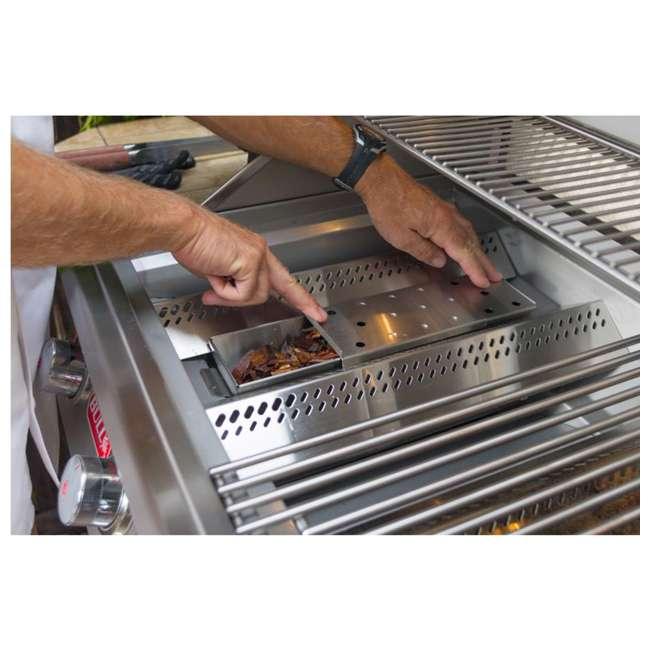 BOP-75000 Bull Easy Fill Stainless Steel Smoker Box