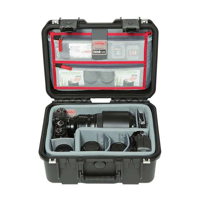 3i-1309-6DL SKB Cases iSeries 1309-6 Think Tank Design Camera Case 3