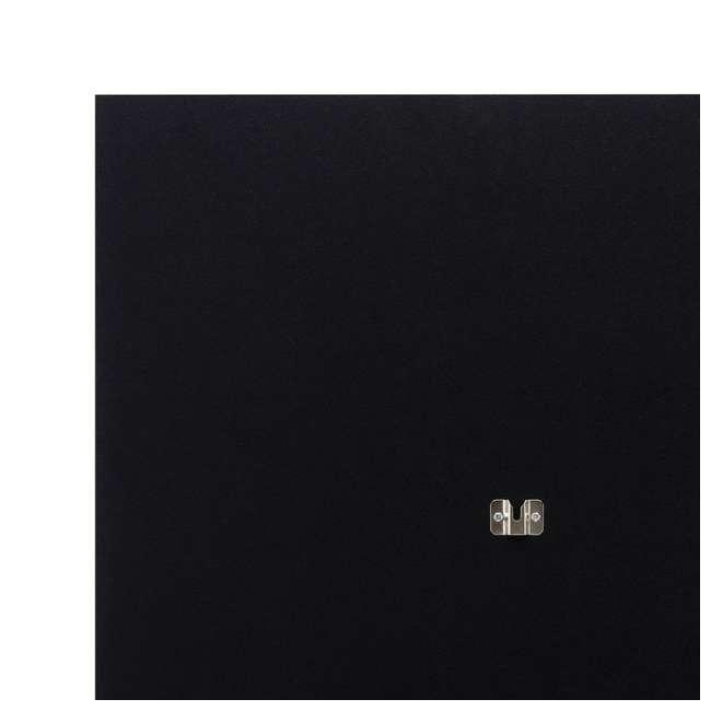 VIP41-0610-U-A Viper EVA V-Foam Steel Tip Dart Surround Backboard, Black (Open Box)