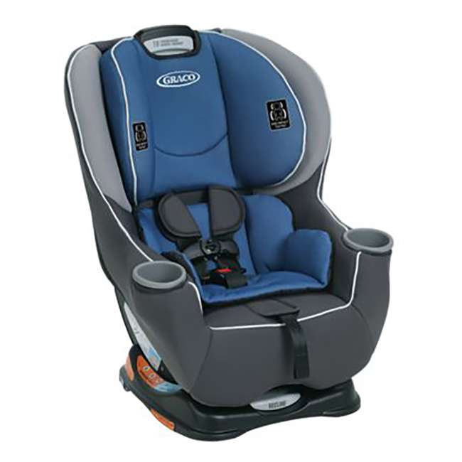 2021605 Graco 2021605 Sequence 65 Convertible Car Kids Seat with Washable Cover, Malibu 2