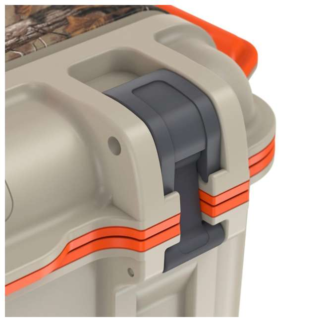 77-54464 Otterbox Venture Heavy Duty Outdoor Camping Fishing Cooler 45-Quarts, Back Trail 8