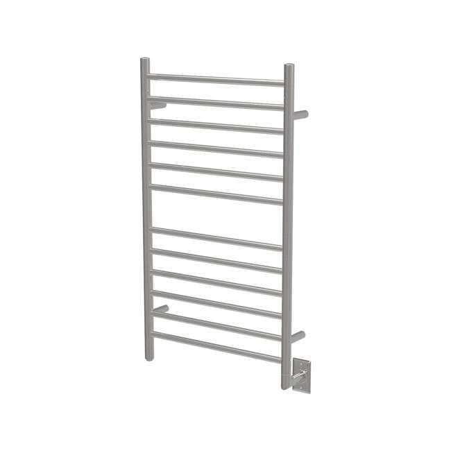RSWH-P Amba Radiant Hardwired Square Towel Warmer, Polished