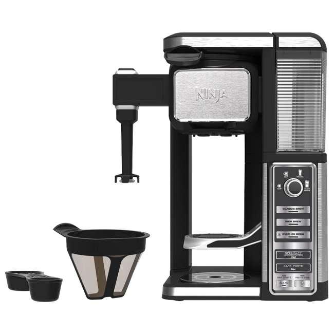 Ninja Coffee Bar Single-Serve Coffee Machine System : CF110