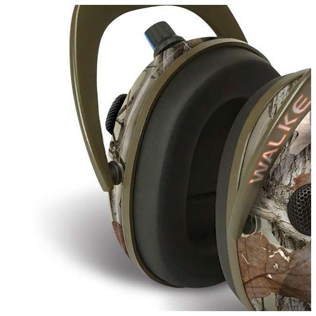 GWP-AM360NXT Walker's Alpha Muffs 360 Hearing Enhancement Earmuffs, Camo 2