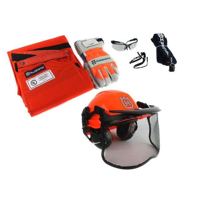 531307180 Husqvarna Protective Apparel Powerkit | 531307180
