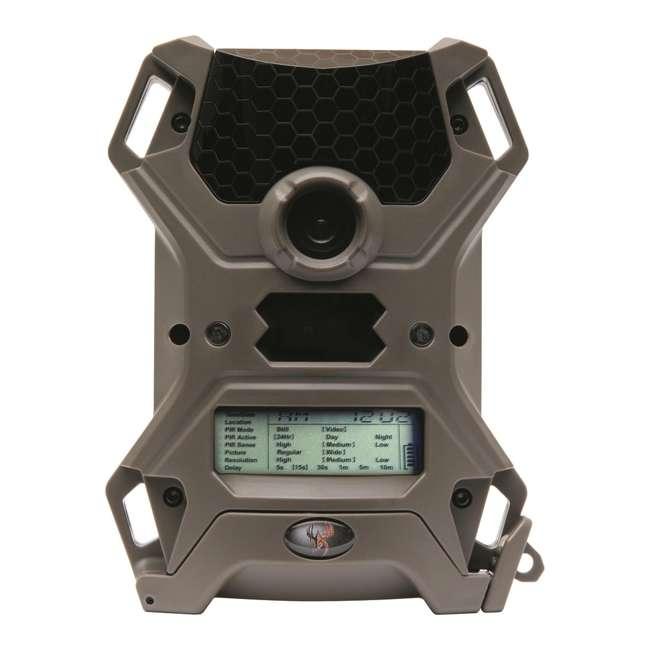 3 x WGI-V10i20A1 Wildgame Innovations Vision 10 10MP IR Game Trail Camera (3 Pack) 3