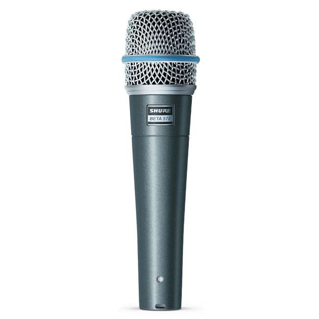 BETA-57A Shure BETA 57A Professional Instrument Microphone (2 Pack) 2