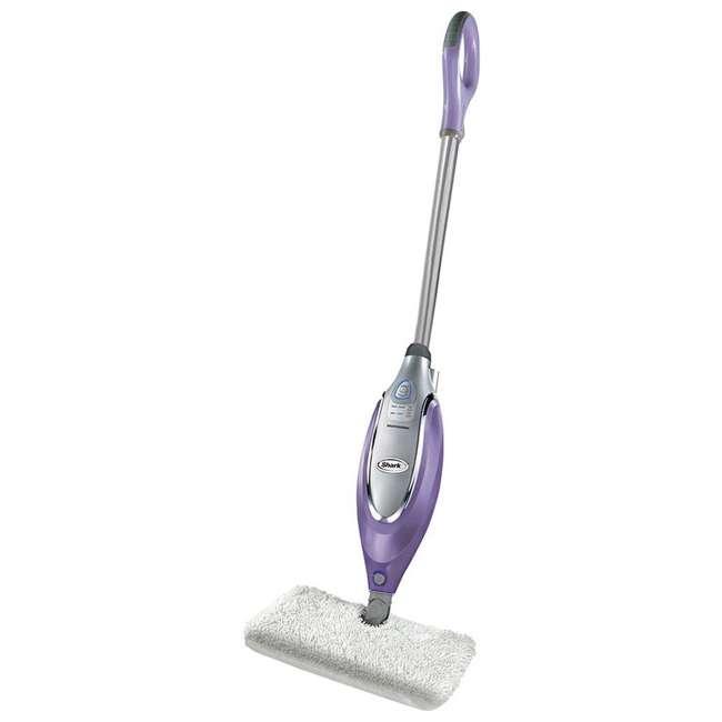 SE450_EGB-RB Shark SE450 Electronic Steam Pocket Dust & Mop, Lavender (Certified Refurbished)