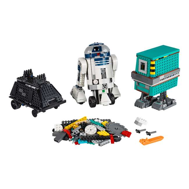 6251933 LEGO BOOST 75253 Droid Commander Block Building Kit w/ 3 Star Wars Robot Toys