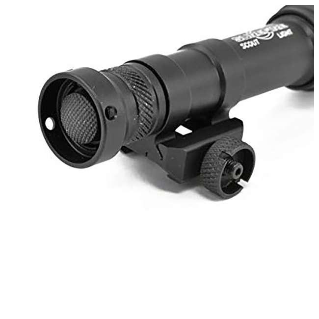 M600U-Z68-BK SureFire M600 High 1000 Lumen Output LED Scout Tactical Weapon Flashlight, Black 5