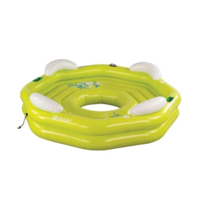2000003347 (2) Sevylor 3347 Party Island Inflatable Lake Pool Tubes - 96-Inch Diameter 1