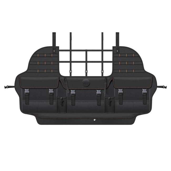 XG-301 XG Cargo XG-301 Jeep Wrangler JK & JL Sportsman Cargo Management Tool, Black 2