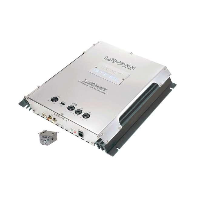 LA799 Legacy LA799 1100W 2-Channel Amplifier MOFSET