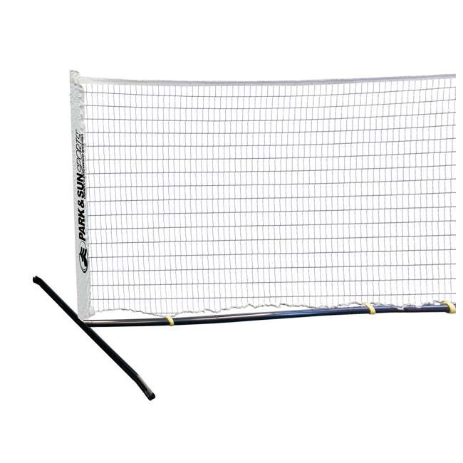 PS-PBTN-15-U-C Park & Sun Sports 15' Pickleball and Tennis Play Game Net & Set (For Parts) 3