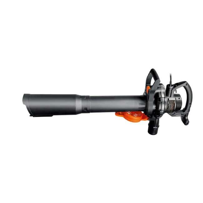 WG507 Worx WG507 Electric 2 Speed 12 Amp Home Handheld Leaf Blower Mulcher and Vacuum 1