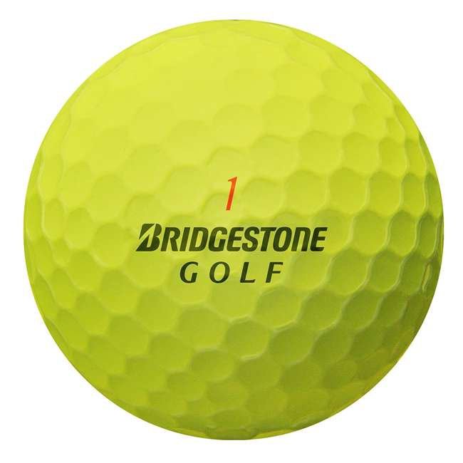 6SYX6D Bridgestone e6 Soft Yellow Golf Balls, 2 Dozen 2
