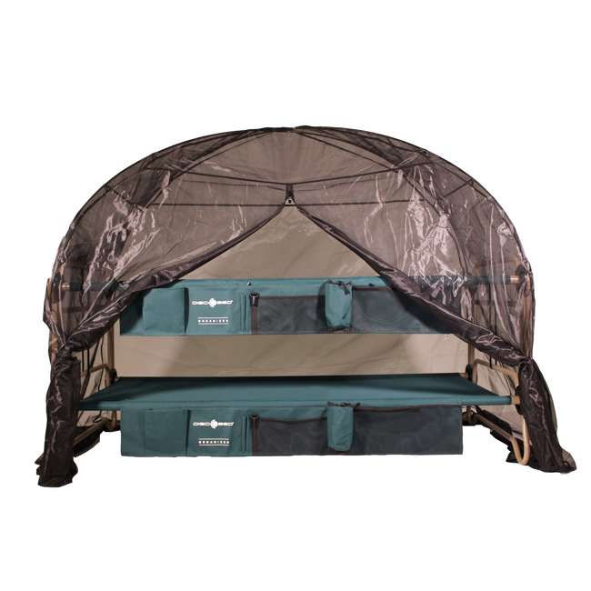 19810 Disc-O-Bed Mosquito Net and Frame (2 Pack) 8