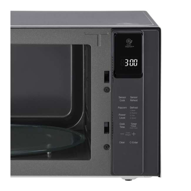 LMC1575ST-RB LG Electronics 1.5-Foot NeoChef Microwave (Certified Refurbished) 3