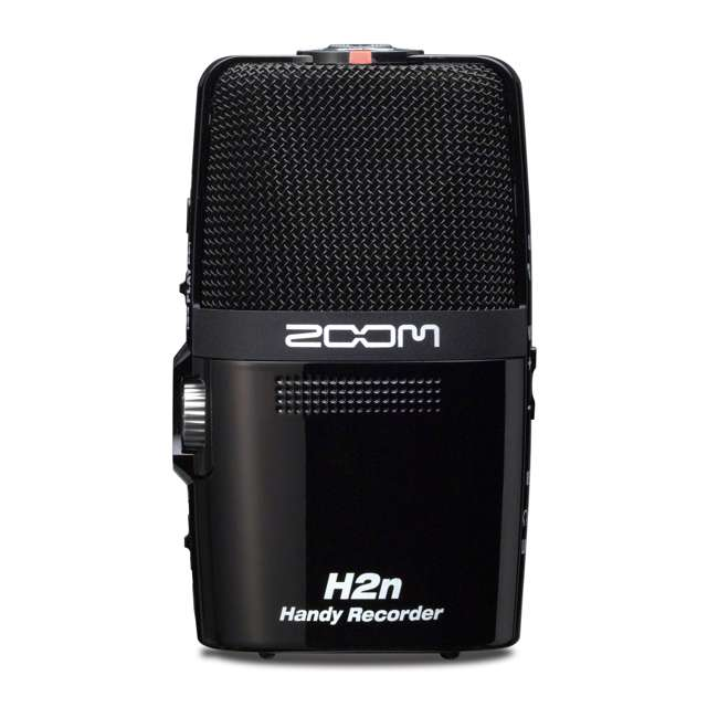 ZH2N + TH02-B Zoom Digital Audio Portable Hand Recorder with TASCAM Home & Studio Headphones 2