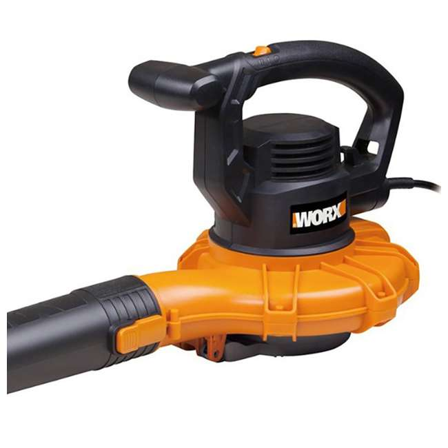 electric blower vacuum mulcher reviews