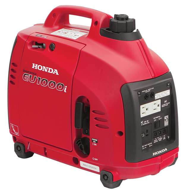 EU1000T1A Honda EU1000T1A 1000 Watt Portable Lightweight Super Quiet Generator