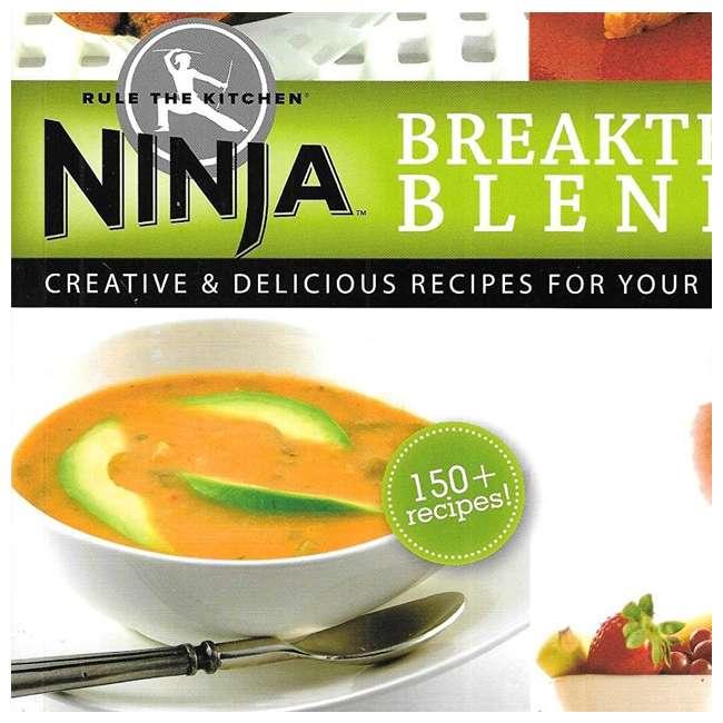 XPB600W Ninja Breakthrough Blending! 150 Recipe Blender Cookbook (2 Pack) 5