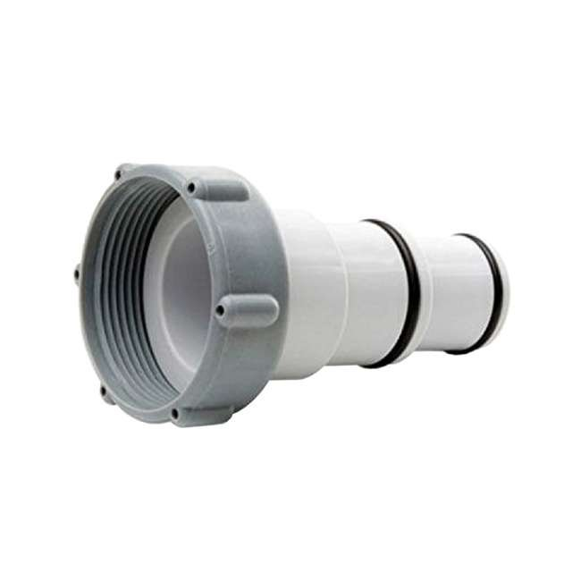 3 x 25077RP Intex Replacement Hose Adapter A with Collar (Pair) (3 Pack) 3