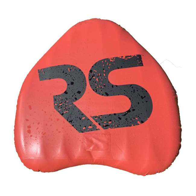 02918-RV-SMU RAVE Sports Ripper 2 Rider Nylon Inflatable Towable Float, Red 1