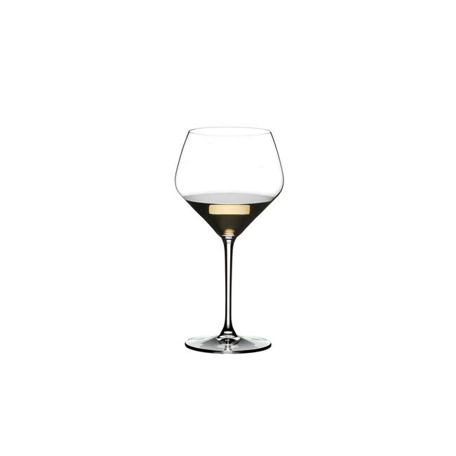 4441/97 Riedel Extreme Oaked Chardonnay Crystal White Wine Glass, 23.63 Ounce (2 Pack) 1