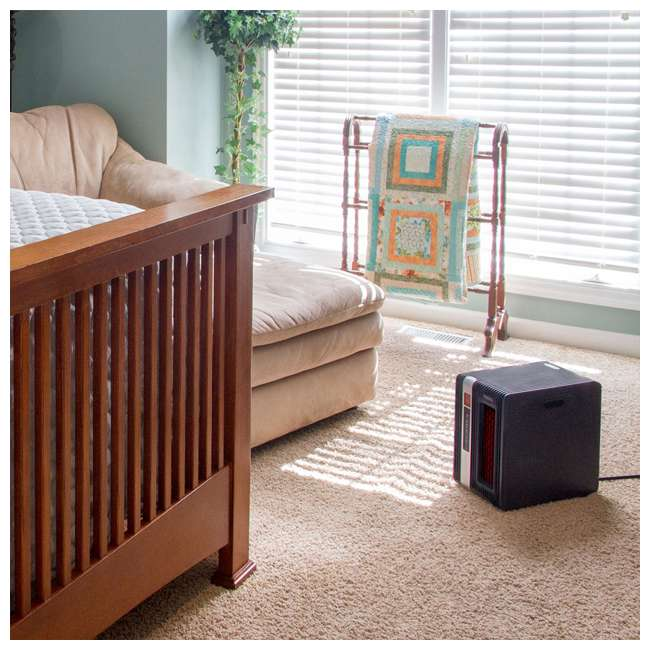 PH2IN1V01US Pureheat 2-in-1 Heater and Air Purifier with Digital Display and Remote Control 6