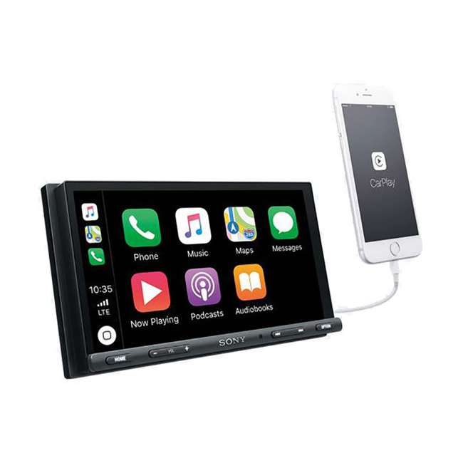 XAVAX5000 Sony Apple CarPlay/Android Auto Bluetooth Wireless Car Receiver 5