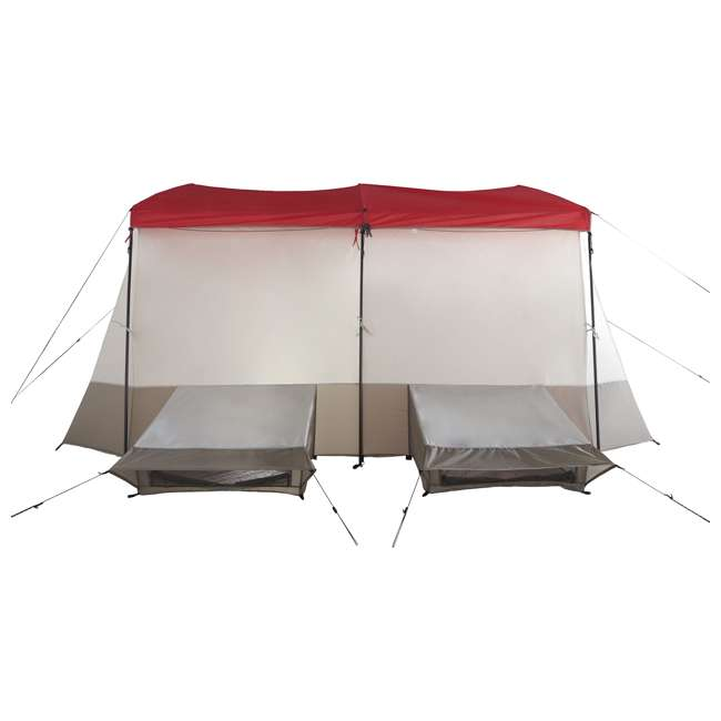 36423R + 840017 Wenzel Kodiak 9-Person Family Camping Tent with Insta-Bed Queen  3