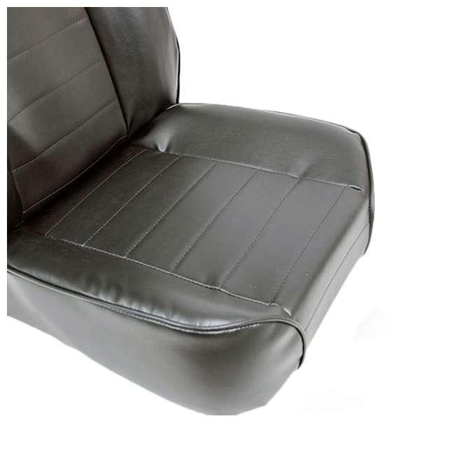 44901-SMITTYBILT Smittybilt Front Standard Bucket Seat, Black 4