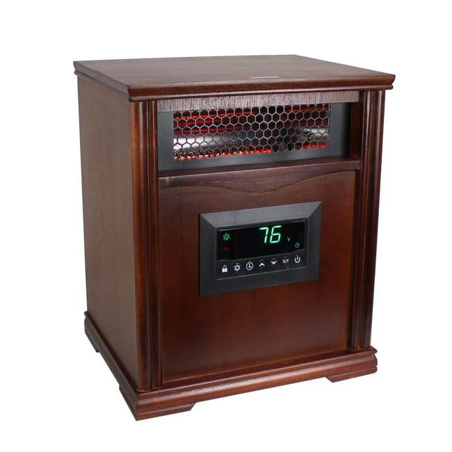 LS-1001HH LifeSmart LifePro 4 Element Infrared Electric Heater 6