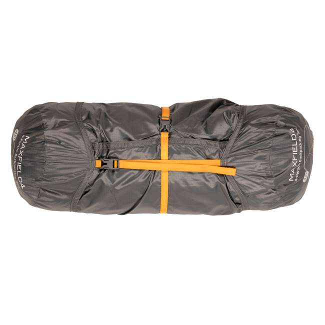 09M4OR01D Klymit 09M4OR01D Maxfield 4 Person 3 Season Lightweight Backpacking Camping Tent 6