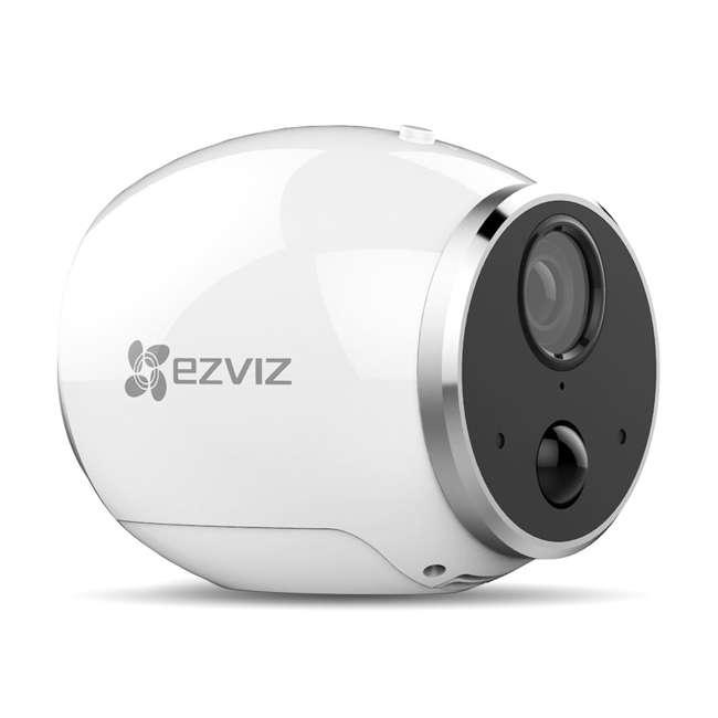 EZMINTRPB2G8 EZVIZ Mini Trooper 2-Camera Security System 1
