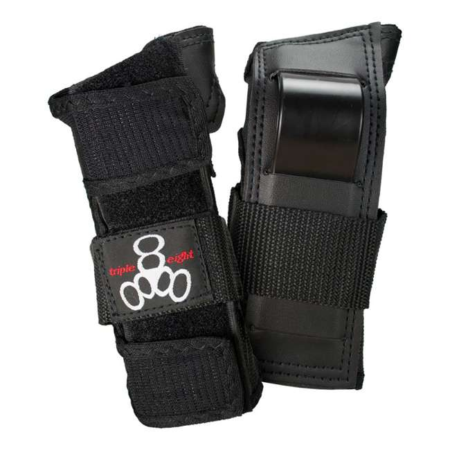 T8-604352-60013 Triple 8 Saver Series Wrist, Knees, & Elbows Protective Pads, Small 4