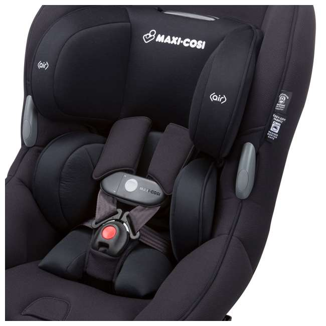 CC213EMJ Maxi-Cosi Pria 85 Max Convertible Car Seat, Night Black 1