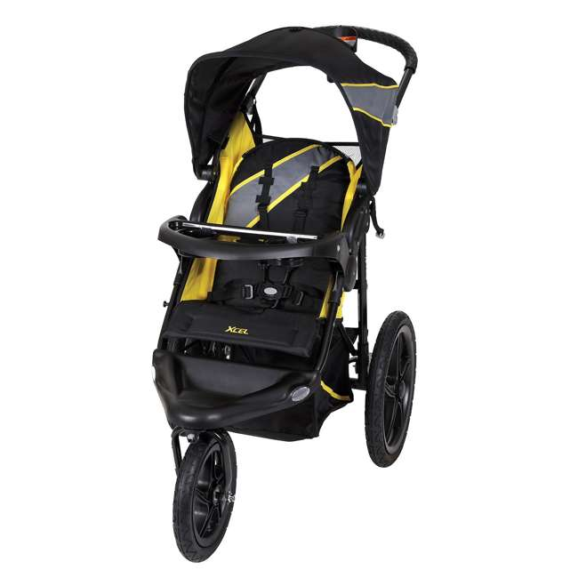 JG95A16A Baby Trend XCEL Jogger Stroller, Lemon Zest