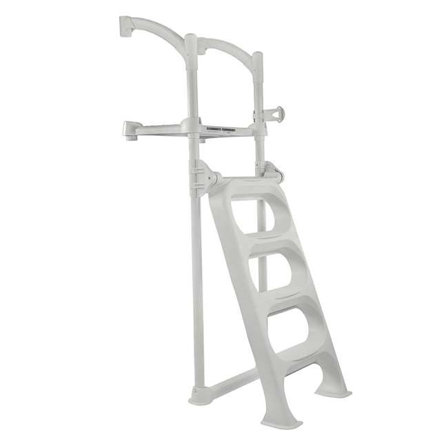 5-CLASSIC 6003 Hollowell Industries 6003-DB Classic Pool Ladder from the Makers of Doughboy