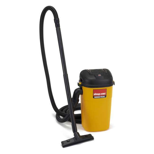 3942010 Shop Vac Industrial & Contractor 5 Gallon Wall Mount Portable Wet Dry Vacuum 2
