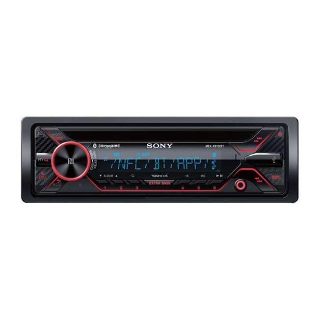 MEX-XB120BT Sony MEX-XB120BT Bluetooth 1-DIN CD Player Stereo Receiver 2