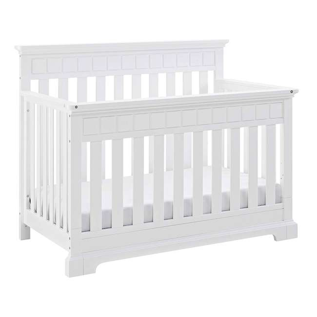 04565-501 Thomasville Kids Willow 4-in-1 Convertible Infant Crib