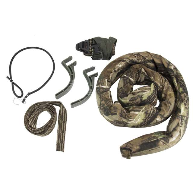 81052-VIPCLASSIC + MCG-13297-A25i Summit Viper Classic Treestand & Moultrie A-25i Trail Camera, Green 3