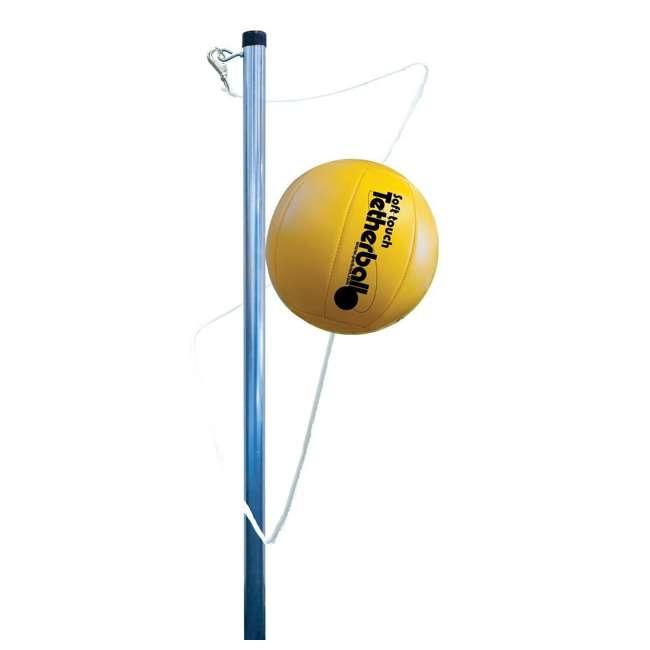 TP-158 Park & Sun Sports Outdoor 2-Pole Tetherball Set 1